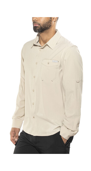 Columbia Triple Canyon Solid LS Shirt Men fossil